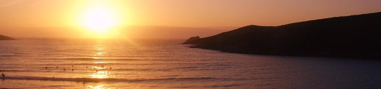 Cornish Sunset Tours in Cornwall