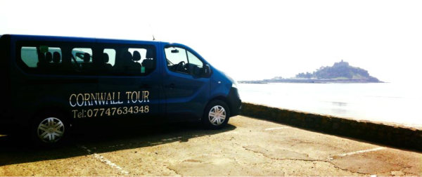 Vauxhall Vivaro - very comfortable eight passenger seater