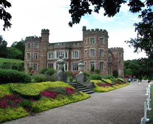 Mount Edgcumbe ... the house