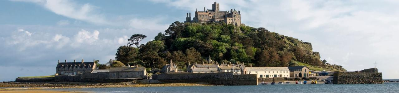 St Michaels Mount Tours in Cornwall